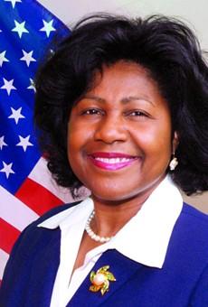 City Comptroller Darlene Green.