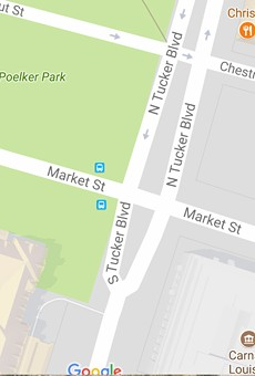 A section of Poelker Park will be set aside for protests following the Jason Stockley verdict, Mayor Lyda Krewson says.