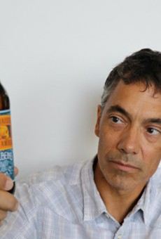 Founder Jeff Stevens is taking craft beer in a non-alcoholic direction.