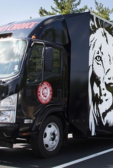 Lion's Choice Now Has a Food Truck: the Lean Roast Beef Machine