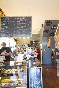 Rise Coffee House, located in the city's Grove neighborhood, has signed a letter in support of those protesting the Stockley verdict.