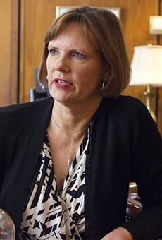 Former St. Louis Circuit Attorney Jennifer Joyce.