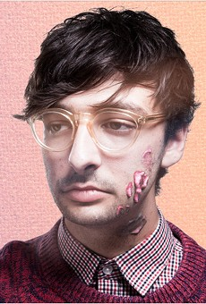 Foxing singer Conor Murphy performs at DougFest taking place at Fubar this Saturday and Sunday.