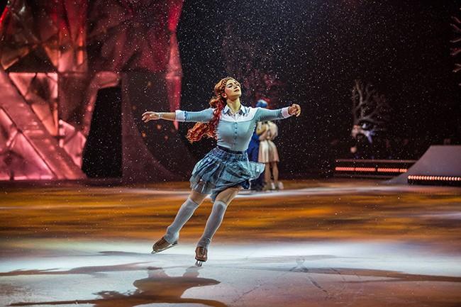 Cirque de Soleil: Now on ice. - (C) MATT BEARD
