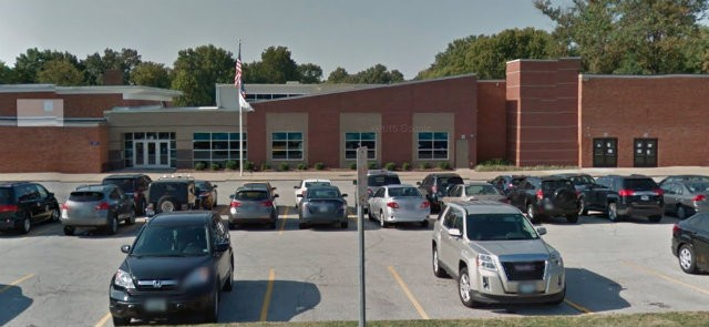 Lawson Elementary School in Florissant. - SCREEN GRAB VIA GOOGLE MAPS.