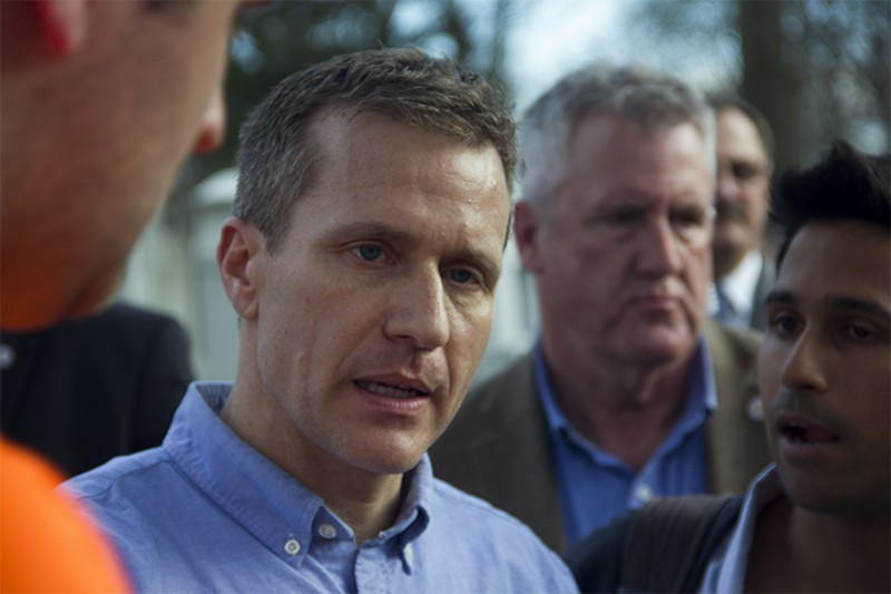 US Chamber of Commerce ad removes Gov. Greitens amid criminal investigation