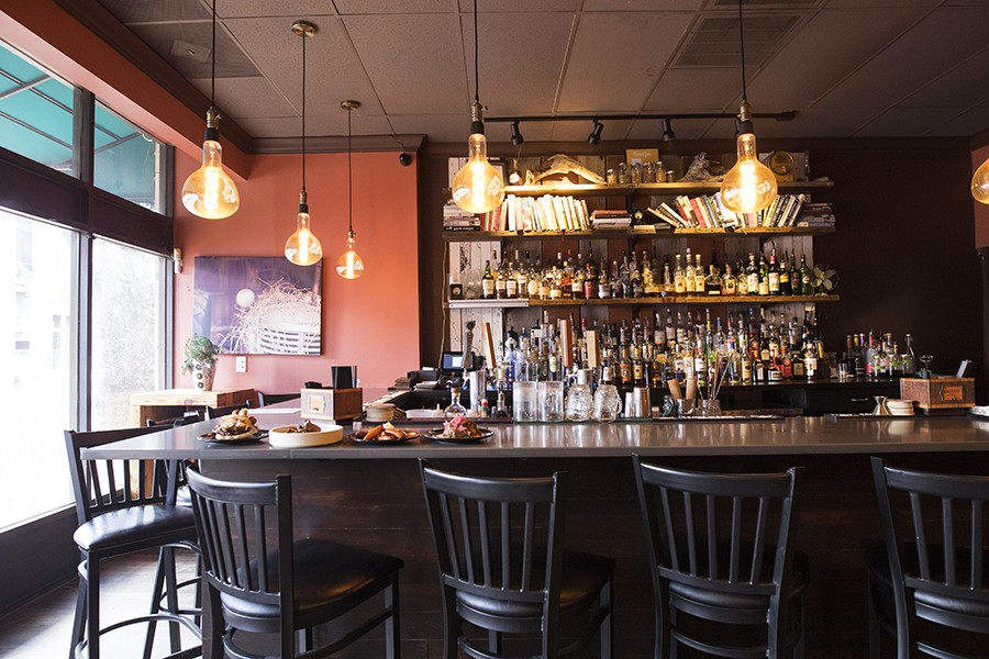 Pig & Pickle is located in the former home of Atlas Restaurant. - MABEL SUEN