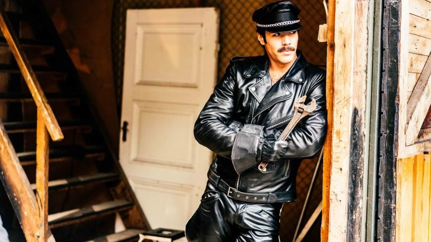 Tom of Finland tells the true story of an artist who liked his men big, strong and clothed in leather (when they were clothed at all). - JOSEF PERSSON