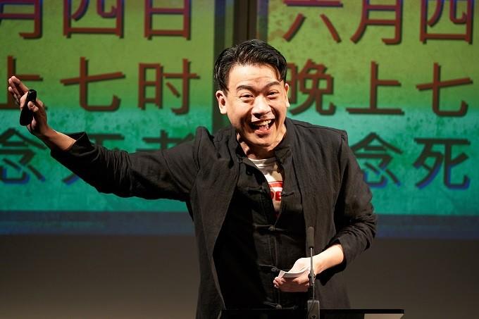 Kenneth Lee stars as Lin Bo in Caught. - PETER WOCHNIAK