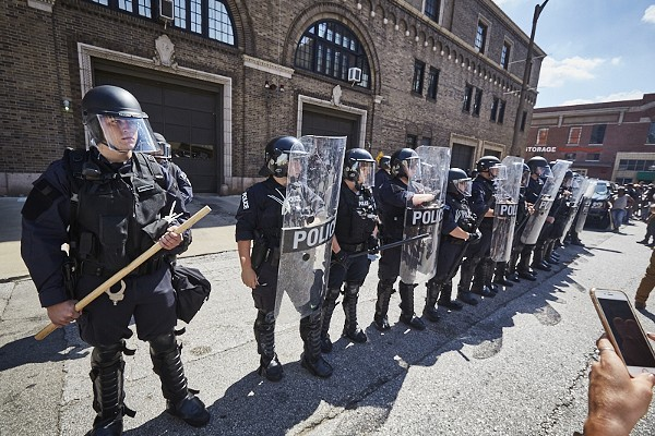 Do St. Louis police policies encourage deescalation? There's little evidence. - THEO WELLING