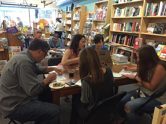 Independent Bookstore Day invites you to celebrate a great local resource. - COURTESY OF LEFT BANK BOOKS