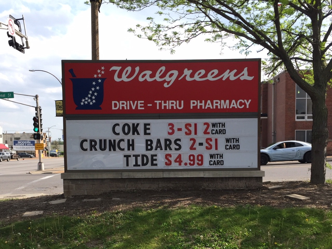 walgreens little falls