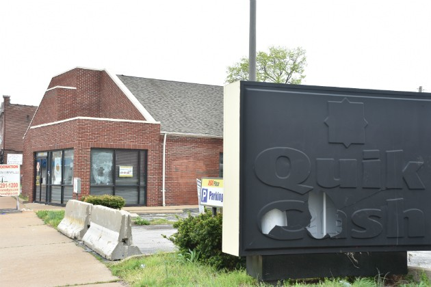 A former bank in Bevo Mill could become a drug treatment facility. - DOYLE MURPHY