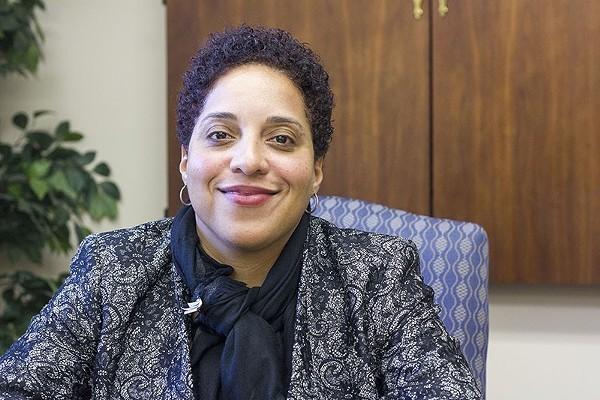 St. Louis Circuit Attorney Kim Gardner. - DANNY WICENTOWSKI