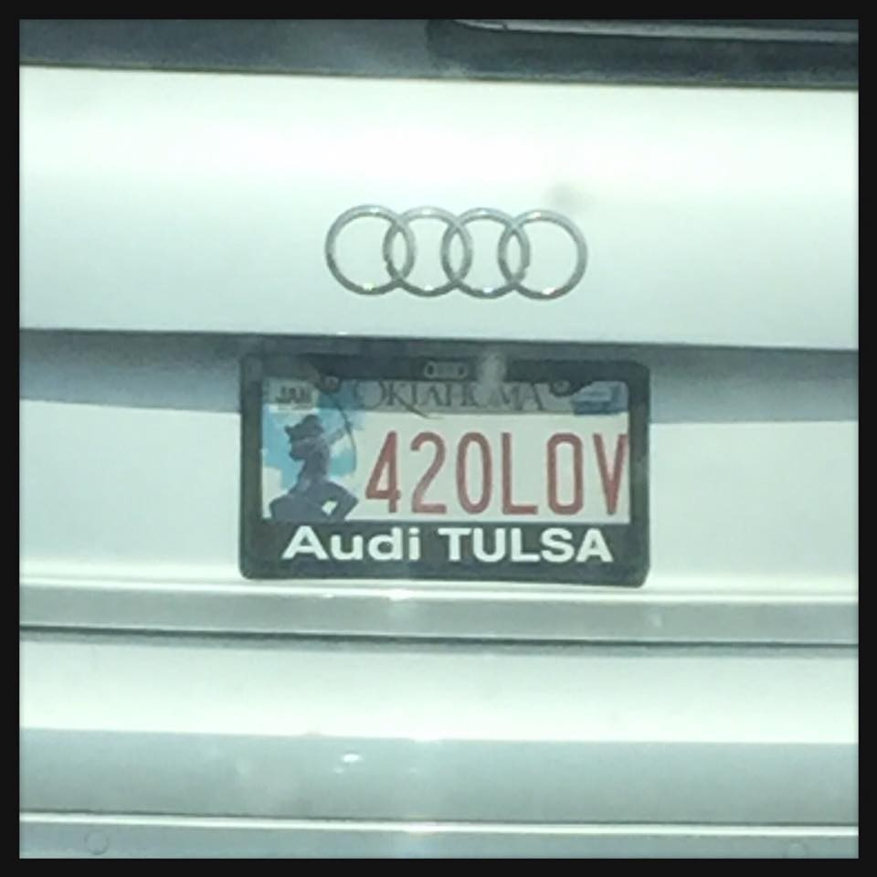 Missouri's Rejected License Plate Names Show We Are Pure