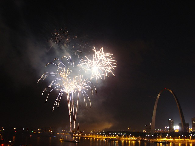 St  Louis Fireworks 2018: A Complete Guide | Arts Blog