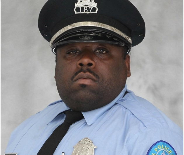 Officer Milton Green was shot by a fellow officer, ending his career. - COURTESY ETHICAL SOCIETY OF POLICE