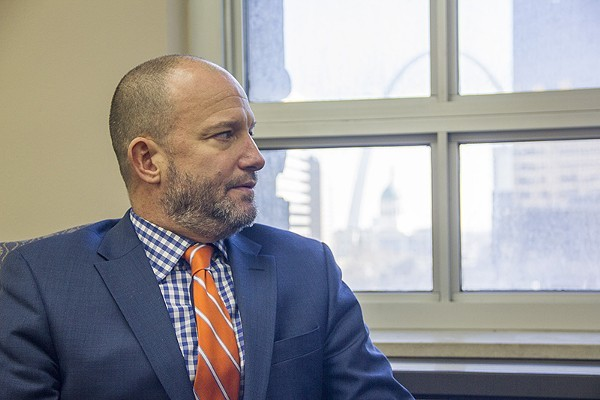 Prosecutors have chafed at working under the two top assistants brought in by Gardner, Robert Steele and (shown above), Chris Hinckley. - DANNY WICENTOWSKI
