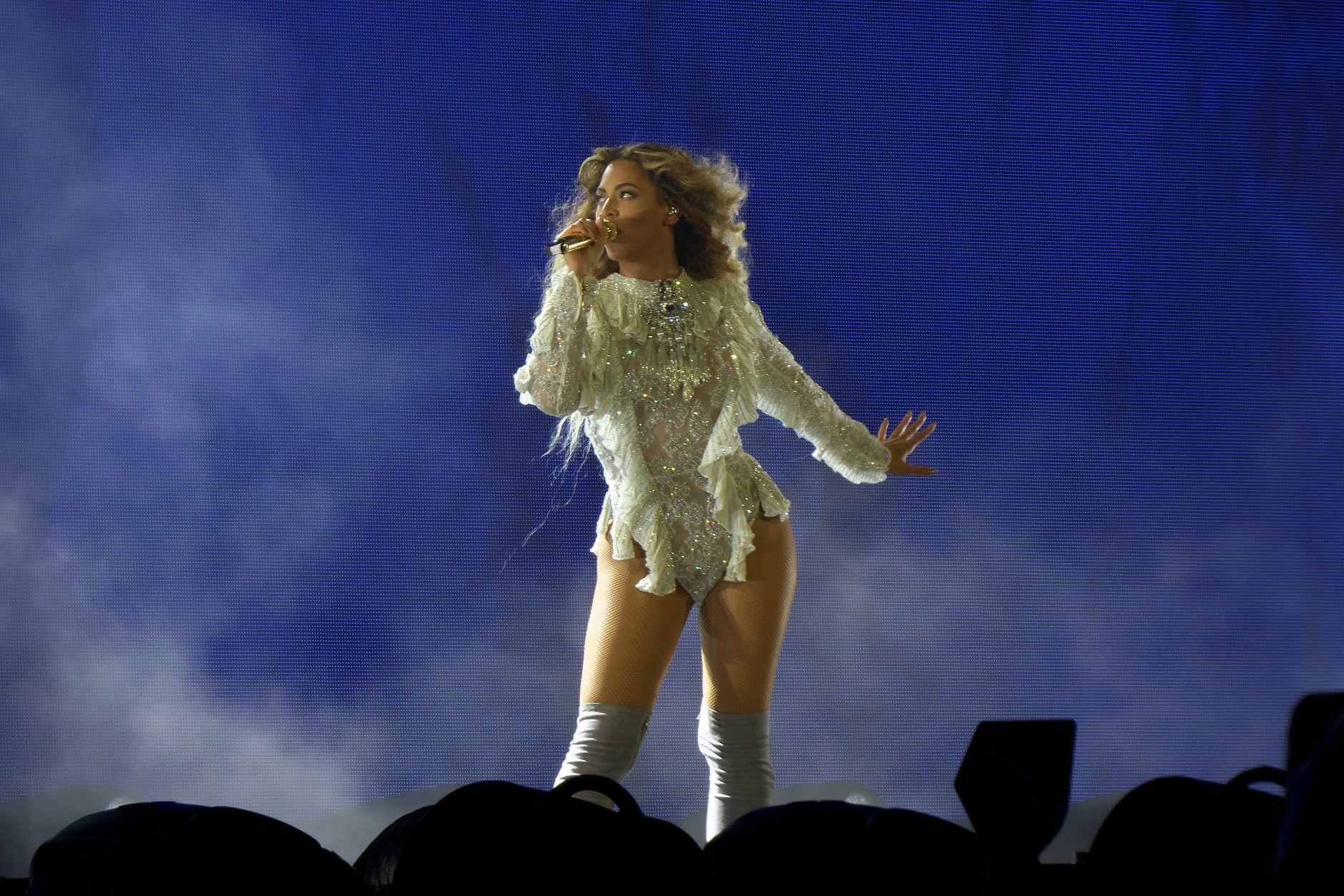 Beyoncé accused of witchcraft by ex-drummer