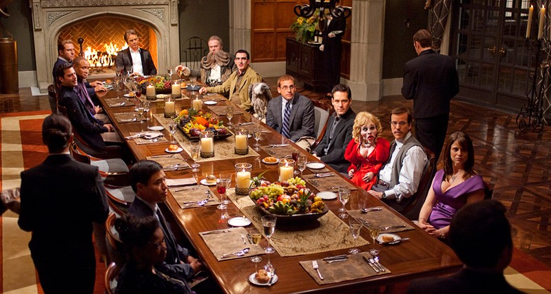 Mental Disability As Comedy In Dinner For Schmucks Film Stories St Louis St Louis News And Events Riverfront Times
