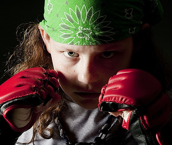 Madeline Green. For more images, visit MMA for Kids: A Family Story.