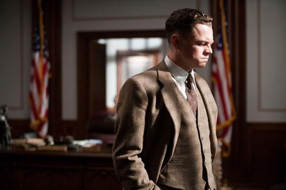 Leonardo DiCaprio shines in J. Edgar.