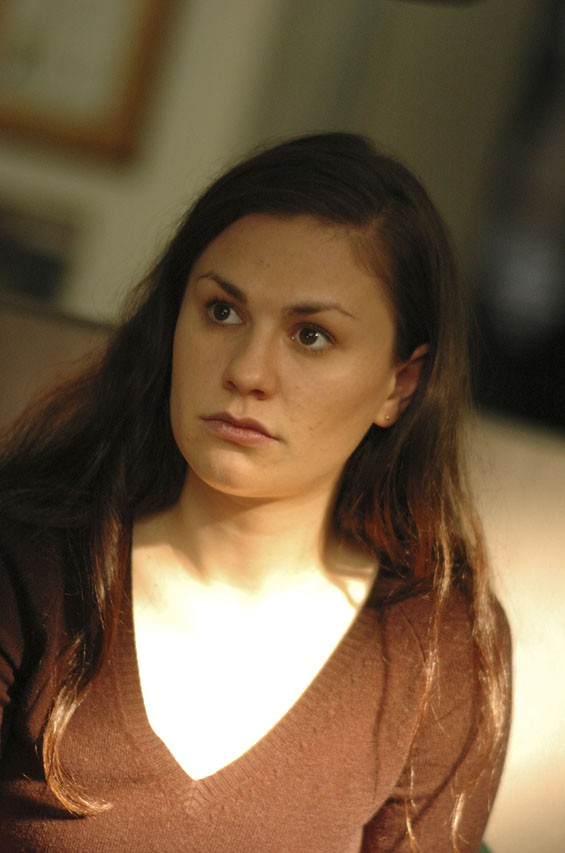 Anna Paquin in Margaret.