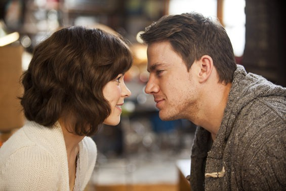 Rachel McAdams and Channing Tatum