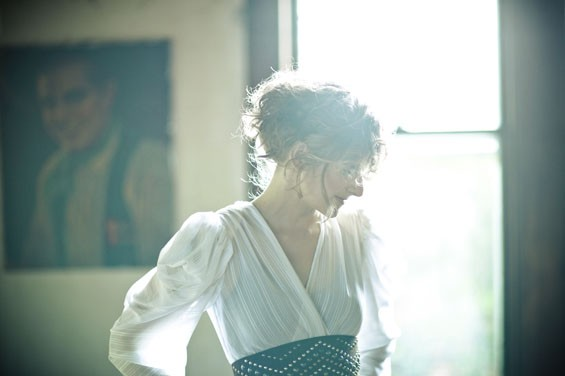 Abigail Washburn will make you forget all the jokes you have about banjos.