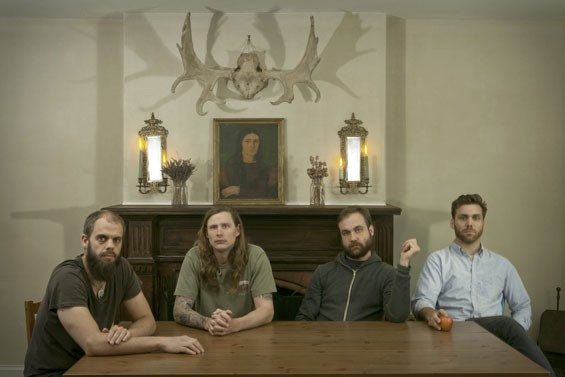 Baroness: Timid concertgoers might want to skip this one.