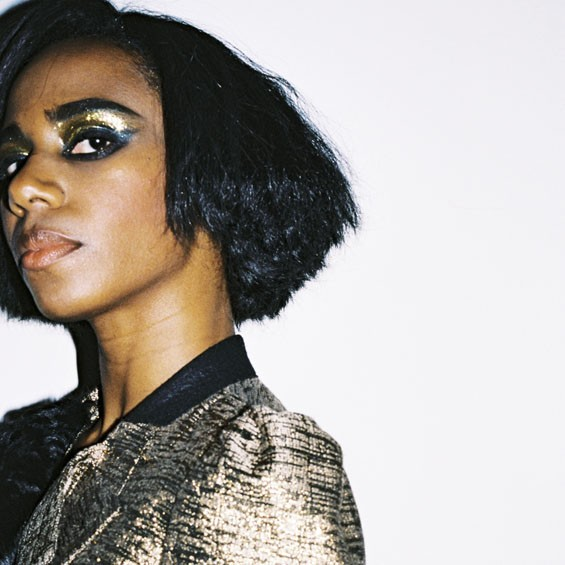 Santigold cannot be defined.