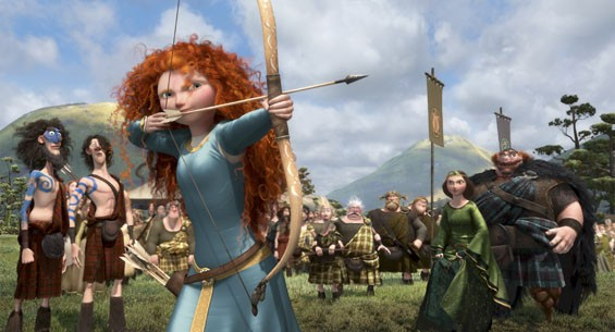 Passionate and fiery, Merida is a headstrong teenager of royal upbringing who is struggling to take control of her own destiny.