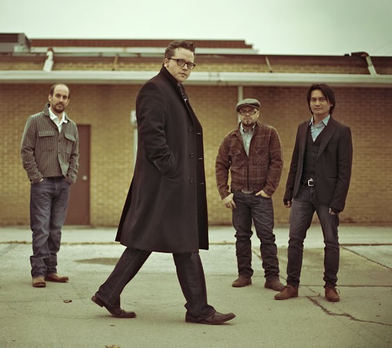 Jason Isbell is coming into his own with the 400 Unit.
