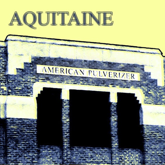 Aquitaine released its new album last week.