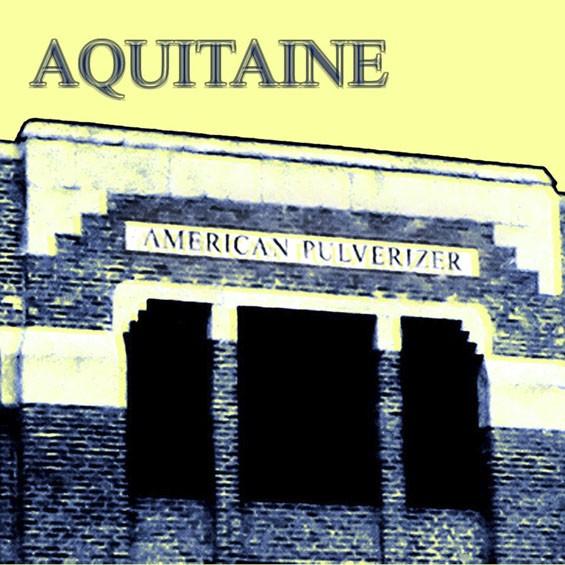 Aquitaine released its new album last week.