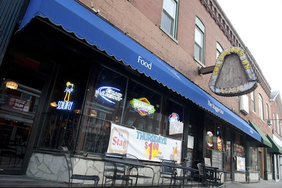The Stagger Inn Again is one of Edwardsville's oldest bars.