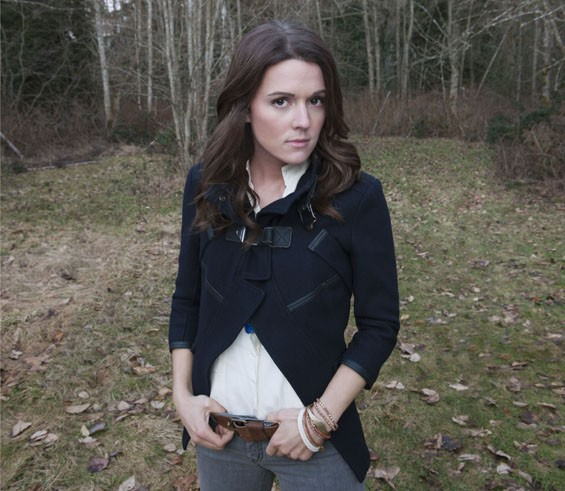 Brandi Carlile hit an emotional wall while recording Bear Creek.
