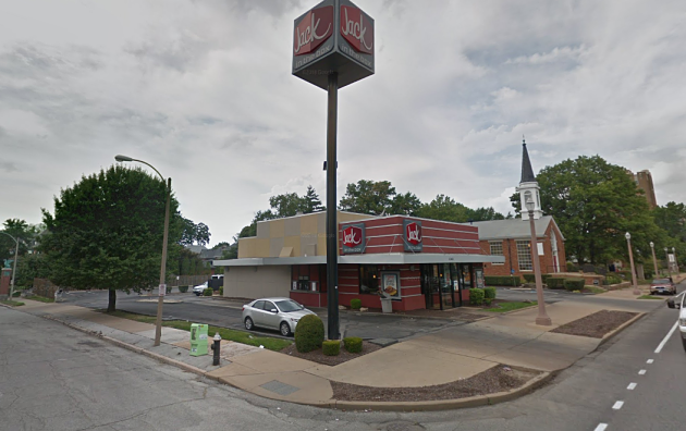 The Jack in the Box where the incident occurred. - GOOGLE MAPS