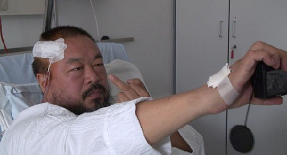 Chinese artist, activist and antagonist Ai Weiwei