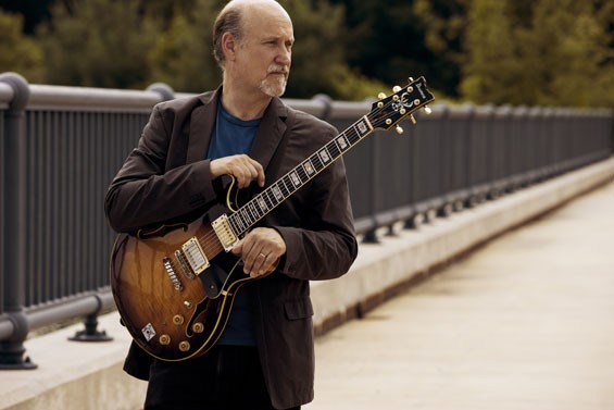 Legendary guitarist John Scofield joins the Jazz St. Louis season.