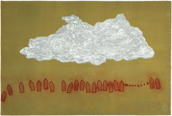 White Cloud Lament:Kim Wardenburg