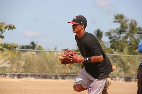 Ballplayer: Pelotero.