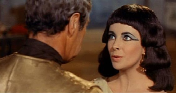 Flat broke after spectacular flops like Cleopatra (pictured) and Dr. Dolittle, the studios become the playthings of corporations whose widget-salesman decision-makers have no mind for showbiz.