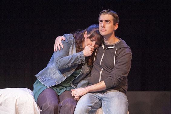 Julie Venegoni and Robert Thibaut.