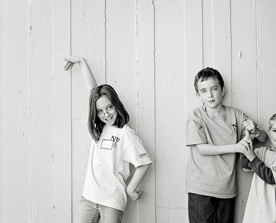 Lexi and Cam and his brother Braydon show off their dance moves at a Club NF session in November. Lexi and Cam have NF1; Braydon does not, but the doctors are watching him closely. Go here for a gallery of photos from a recent Club NF gathering.