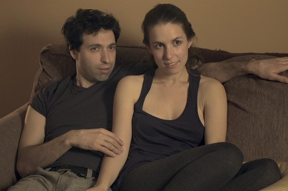 Karpovsky with Sophia Takal in Supporting Characters.