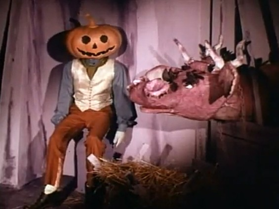 From 1969's Wonderful Land of Oz.