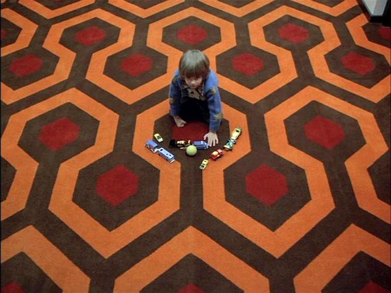 Room 237 is a copyright-flouting film essay which plays the coasts starting March 29.