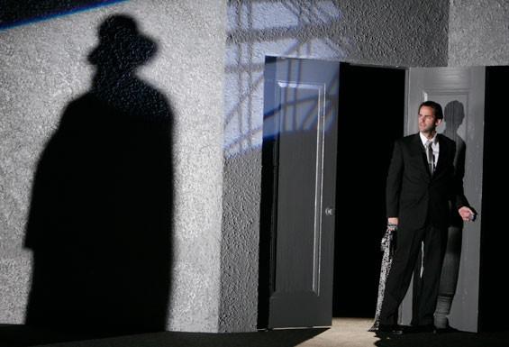 David Christopher Wells as Walter Huff.