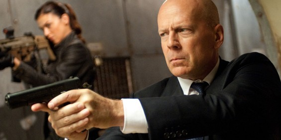 Bruce Willis needs G.I. Joe more than G.I. Joe needs him.